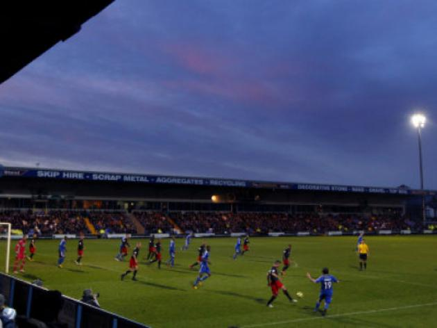 Macclesfield 4-0 Swindon: Match Report