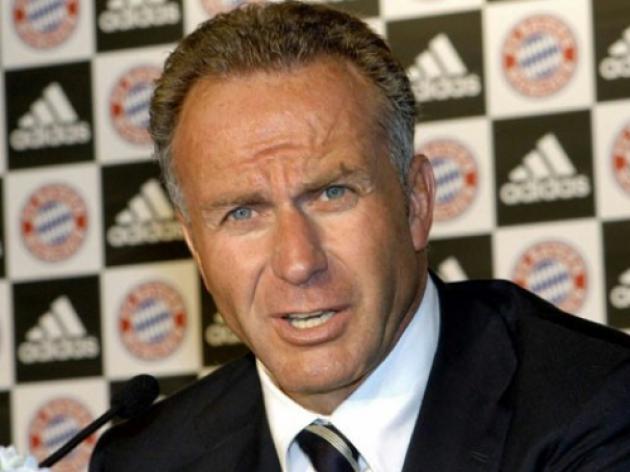 Learn from United's Basel slip, warns Bayern boss