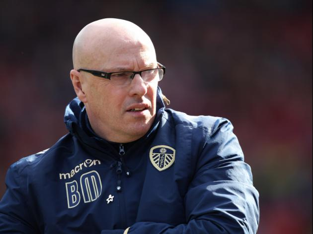 Brian McDermott leaves Leeds United by mutual consent