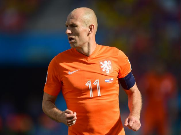 Argentina need to be wary of Arjen Robben