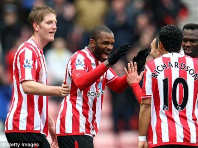 Sunderland 3 Birmingham 1: Black Cats hell Bent on survival