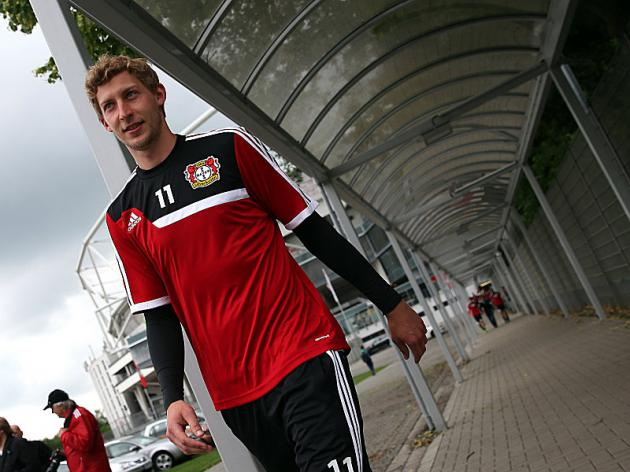 Leverkusen extend hot-shot Kiessling's deal until 2017