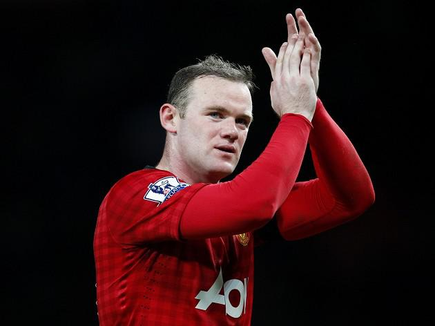 Mourinho talks up injured Rooney