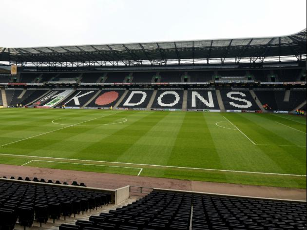 Milton Keynes Dons V Fleetwood Town at stadium:mk : Match Preview