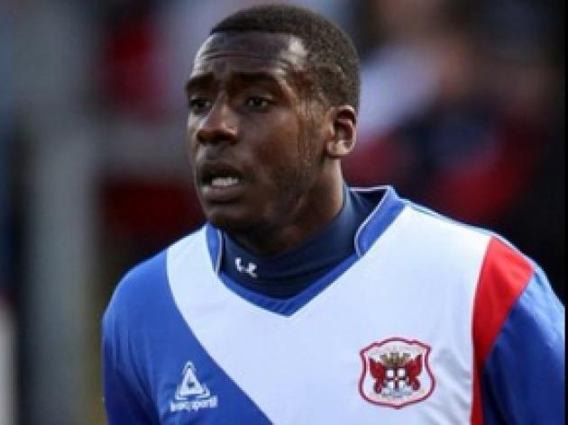 Winger Taylor makes Carlisle vow