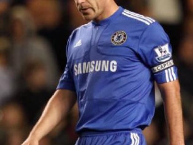 Arrogant Terry claims he's 'big enough to take responsibility' for Everton goals