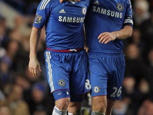 John Terry Exclusive: Frank Lampard is an inspiration