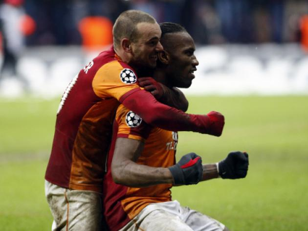 Galatasaray v Chelsea factfile