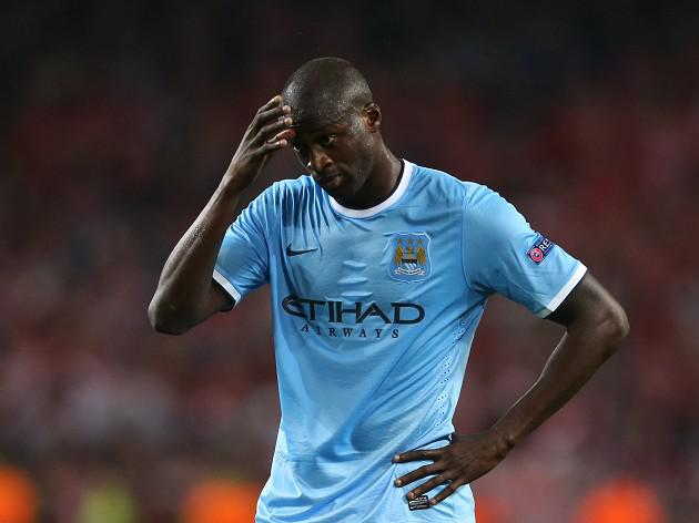 Toure backed over World Cup threat