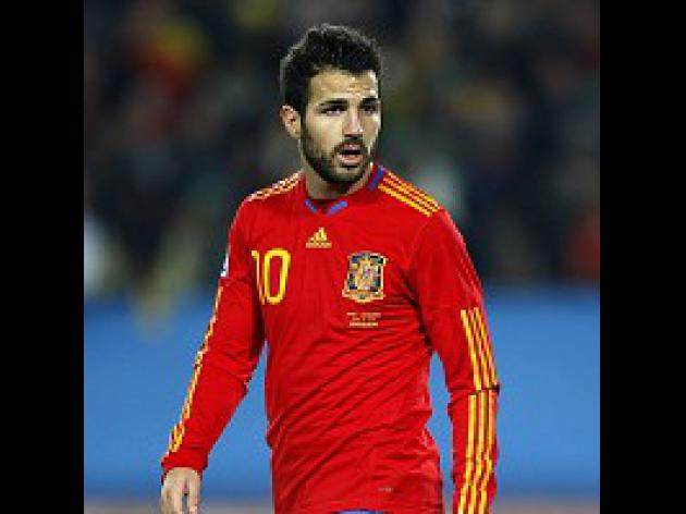 Fabregas fit for semi-final clash
