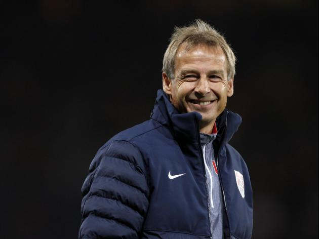 Klinsmann delighted by US spirit