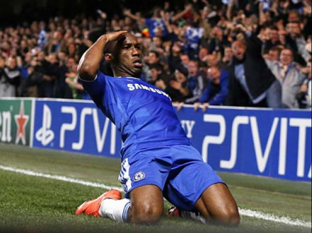 Drogba close to Chelsea exit to sign China deal
