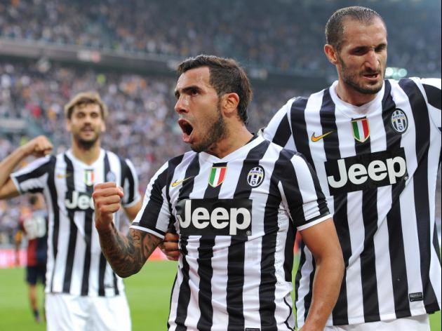Prospect of Turin final gives Juve motivation
