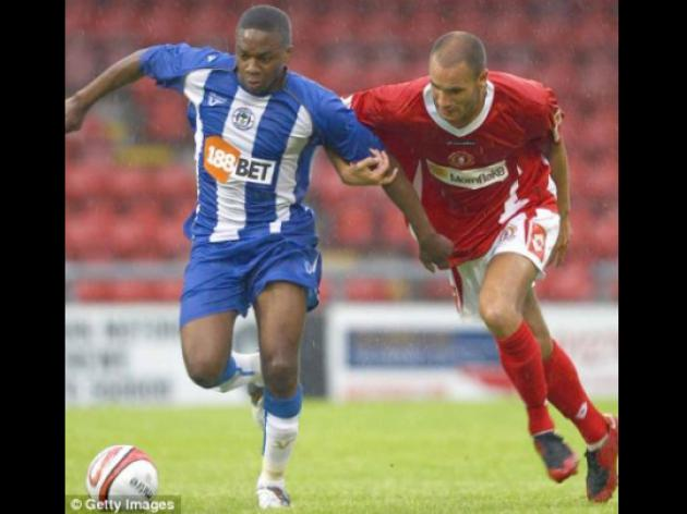 WIGAN v Wolves: Charles N'Zogbia struggling as Latics look for two wins in a row