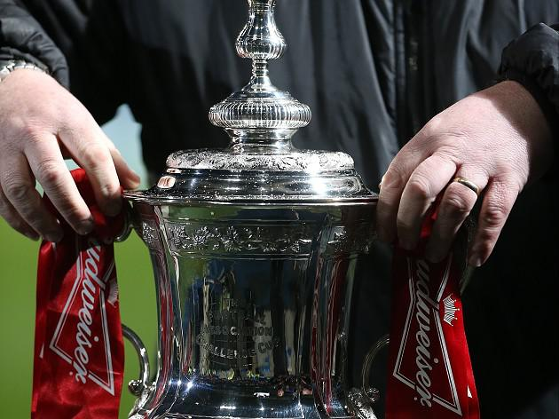 FA schedule FA Cup final Man City vs Wigan for Late kick-off