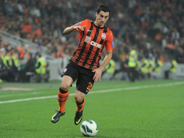Introducing Liverpool target, Henrikh Mkhitaryan