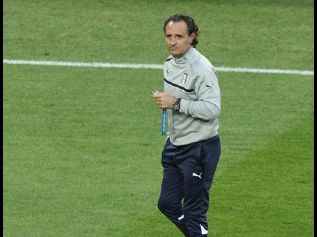 Prandelli focuses solely on Ireland