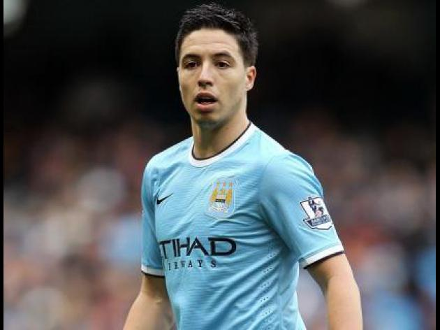 Nasri: Wembley can unravel a season