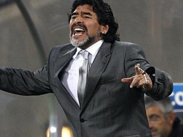 Maradona - Messi treatment is scandalous