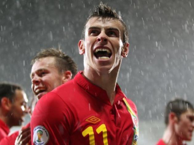 Redknapp hails brilliant Bale