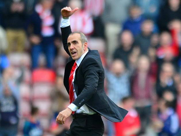 Di Canio happy with Sunderland start