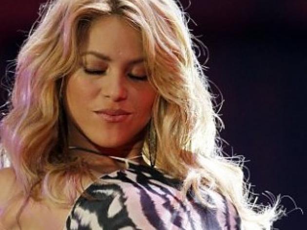 Top 10 sexiest La Liga WAGS 4 - Shakira
