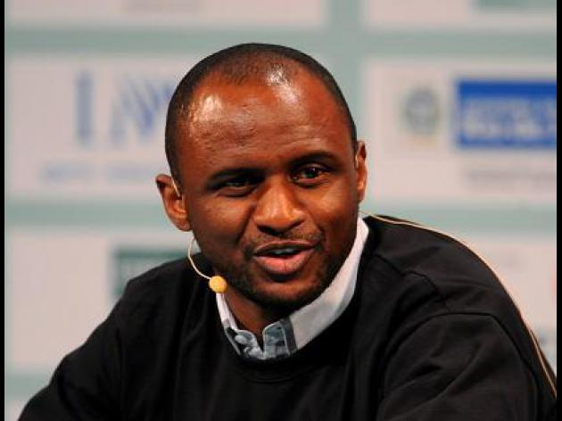 Vieira handed coaching role at City