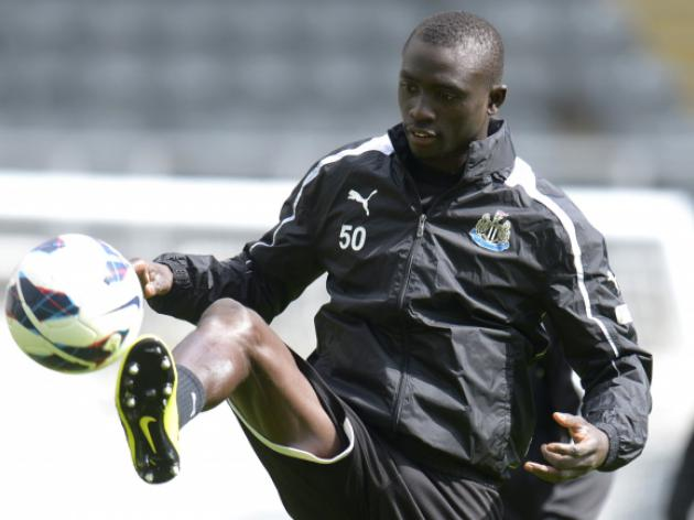 Cisse resolves Newcastle shirt row - reports