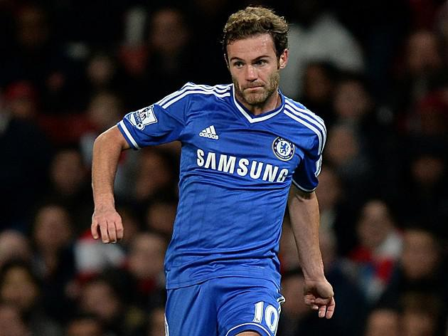 United step up chase for Mata