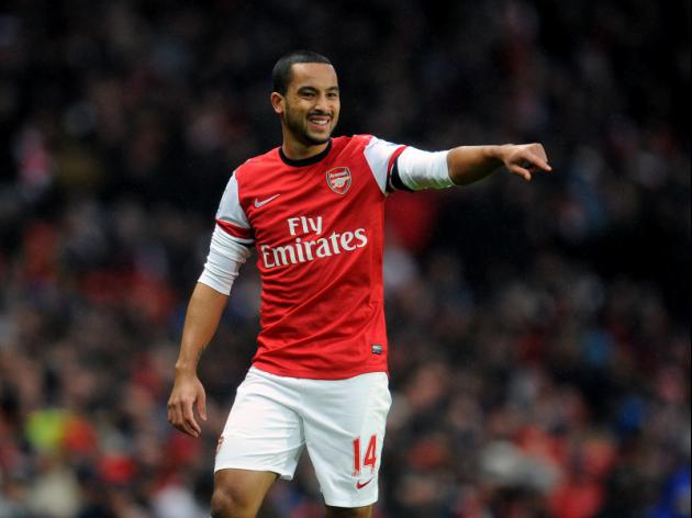 Arsenal likely to leave Theo Walcott out of US tour squad for New York Red Bulls match