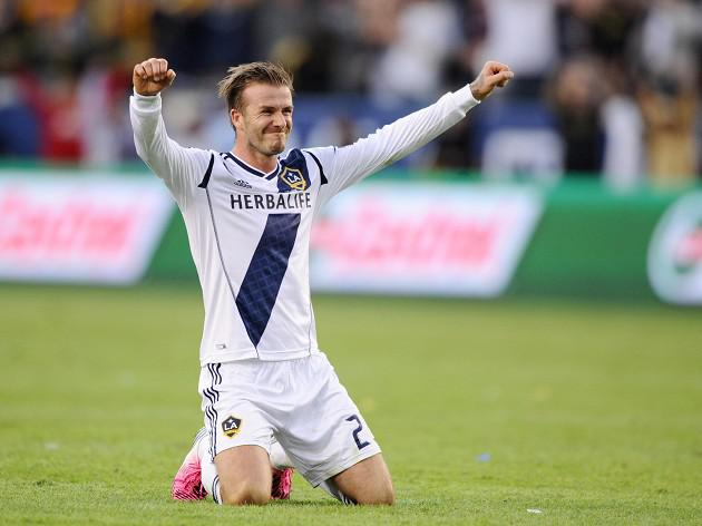 Perth Glory give up on Beckham bid