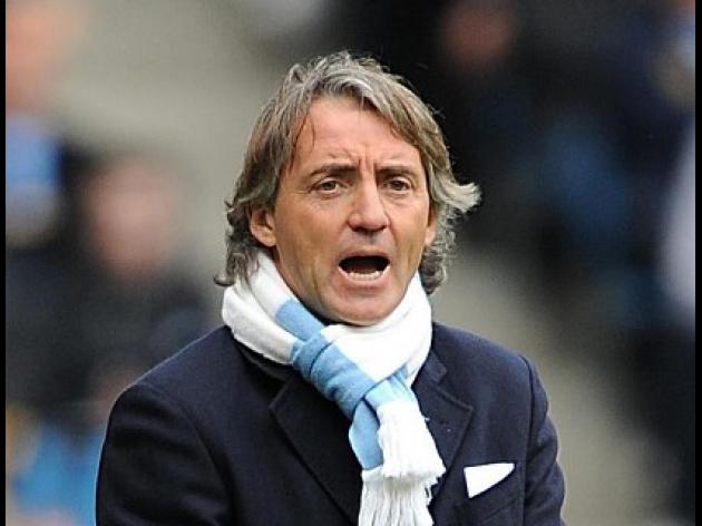 Khaldoon gives backing to Mancini