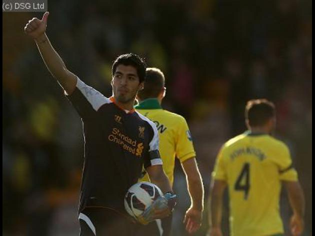 Suarez impresses his boss