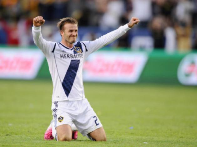 MLS boss: Defoe, Beckham moves key to future