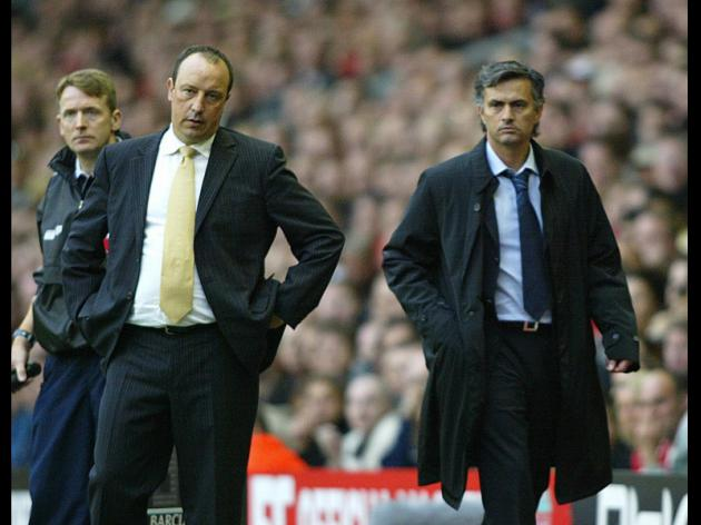 Benitez - Mourinho feud is still on - Fact!