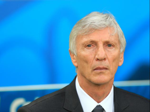 Argentine Pekerman plotting Brazils downfall