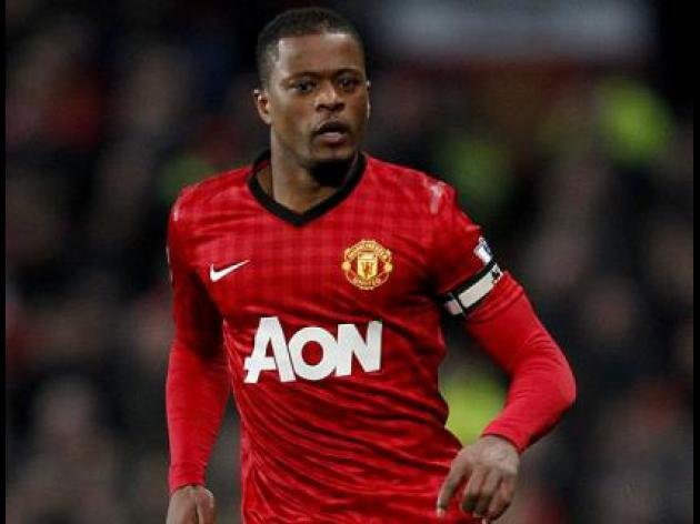 Evra refutes contract claims