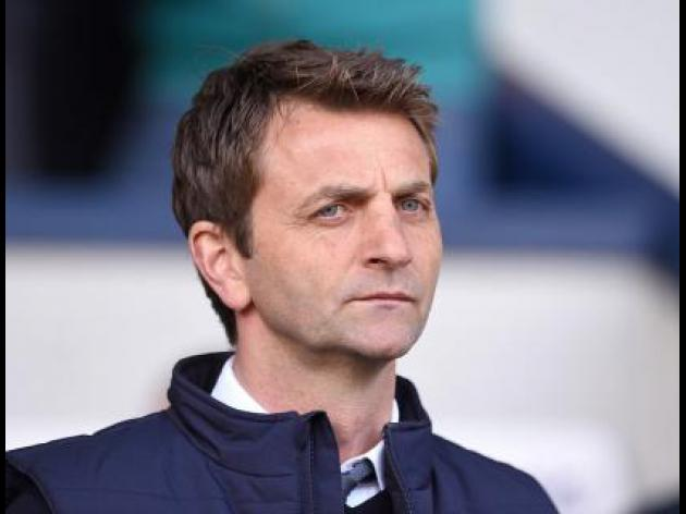 Sherwood: I'm ready for another job
