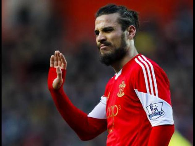 Osvaldo's Saints stay over
