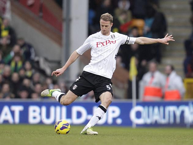 Fulham boss Martin Jol hopeful over new Hangeland deal