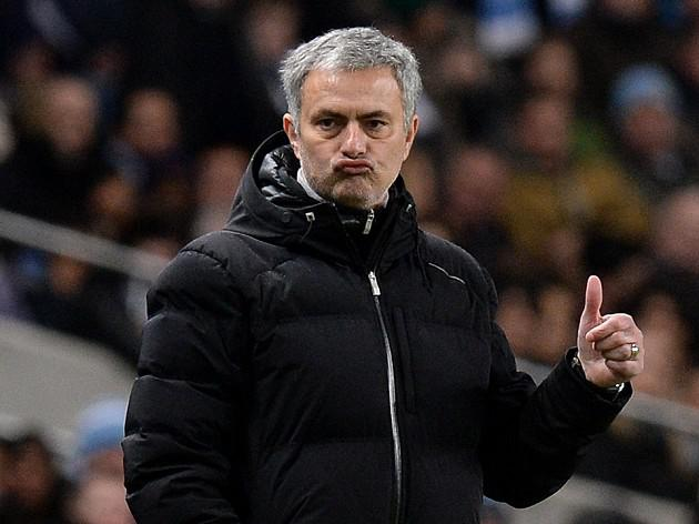 Mourinho looks to old heads