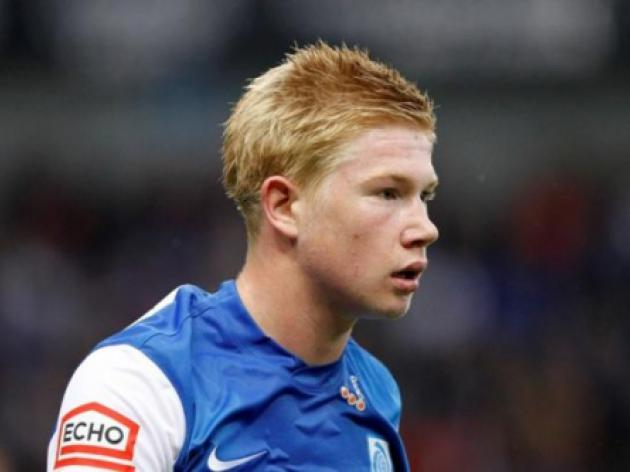 De Bruyne set to sign for Chelsea