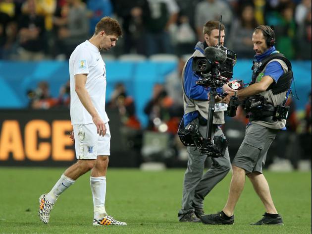 Gerrard: I need to clear my head