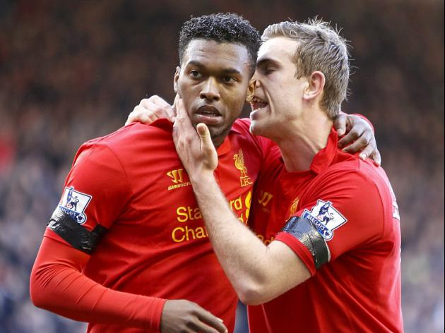 Sturridge return lifts Henderson