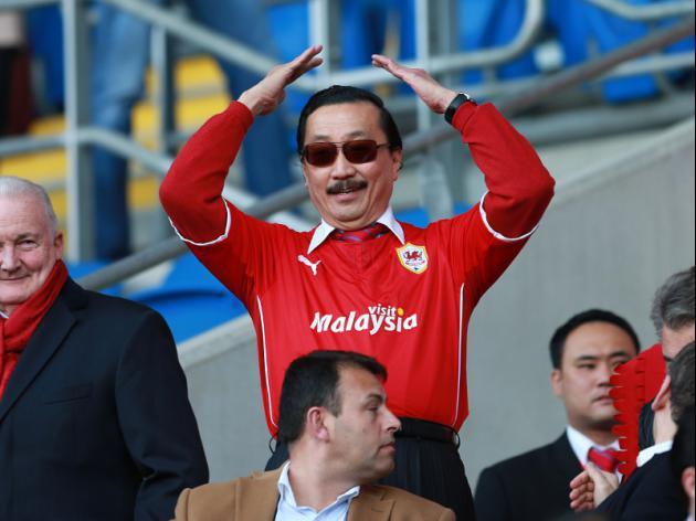 Cardiff 2-1 Sheff Wed: Match Report