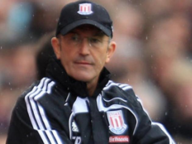 Pulis wants positive start from Potters