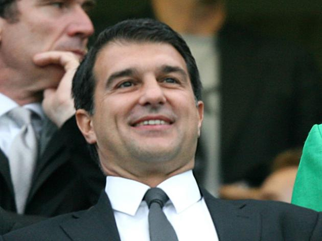 Laporta ready to run again for Barca presidency