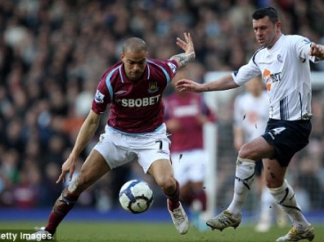West Ham 1 Bolton 2: Fit-again Kieron Dyer vows to prove doubters wrong