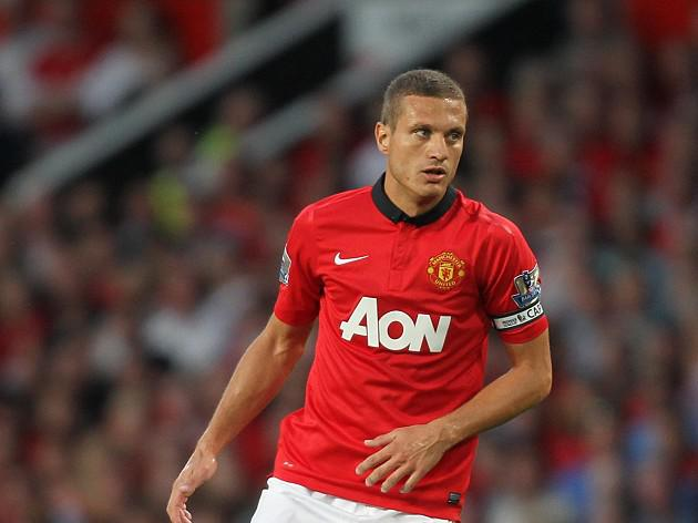 Vidic feels pain of derby defeat