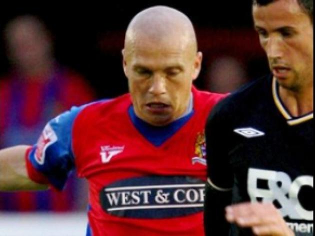 Thurgood injury blow for Daggers